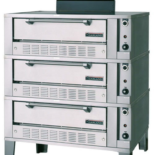 Garland G2073 Series Gas Hearth Deck Bake Oven G2073