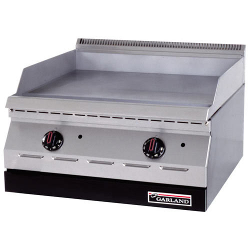 "Garland GD Series Gas Griddles - 24"" Thermostat Controlled GD-24GTH"