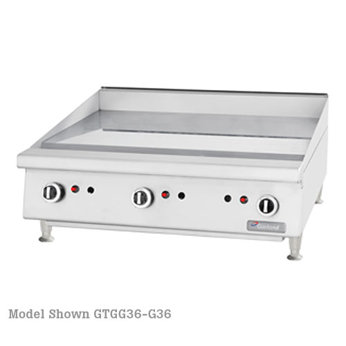 "Garland Heavy Duty 24"" Gas Griddle GTGG24-G24M"