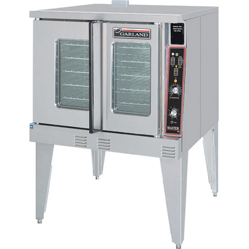 Garland Master Series Full-Size Gas Convection Ovens with Simple Control MCO-GS-10-S