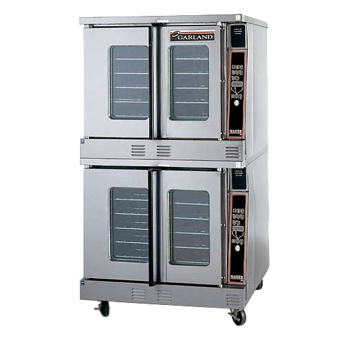 Garland Master Series Full-Size Gas Convection Ovens with Simple Control MCO-GS-20-S