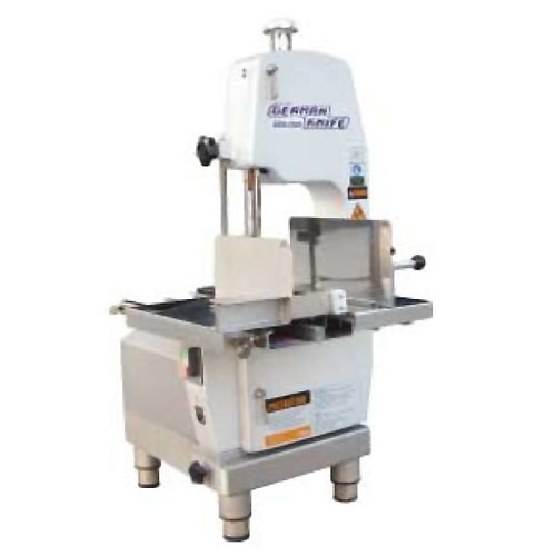 German Knife Table Mount Commercial Meat Saw GBS-230A