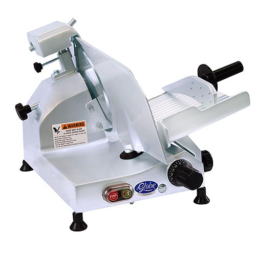 "Globe C Series 10"" Chefmate Economy Manual Slicer C10"