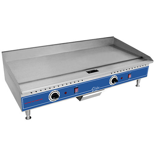 "Globe 36"" Electric Countertop Griddle PG36E"