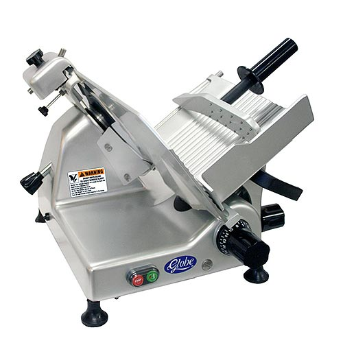 "Globe G Series 10"" Medium Duty Manual Slicer G10"