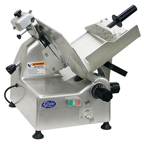 "Globe G Series 12"" Medium Duty Automatic Slicer G12A"