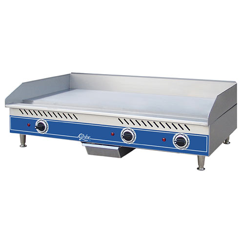 "Globe Electric Countertop Medium Duty Griddle - 36"" GEG36"