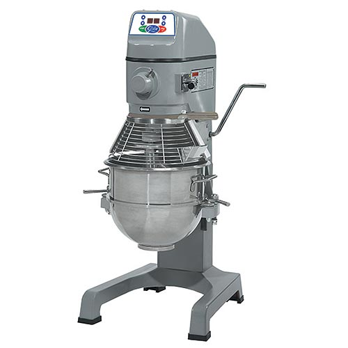 Globe 30 Quart Floor Pizza Mixer SP30P