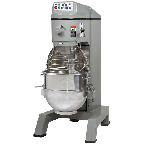 Globe 80 Quart Floor Mixer SP80PL