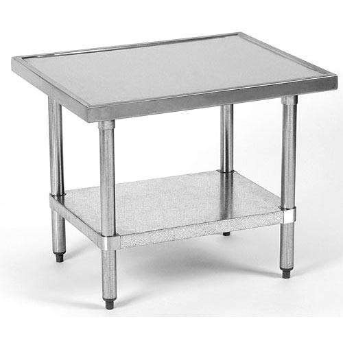 Globe Mixer Table With Undershelf XTABLE