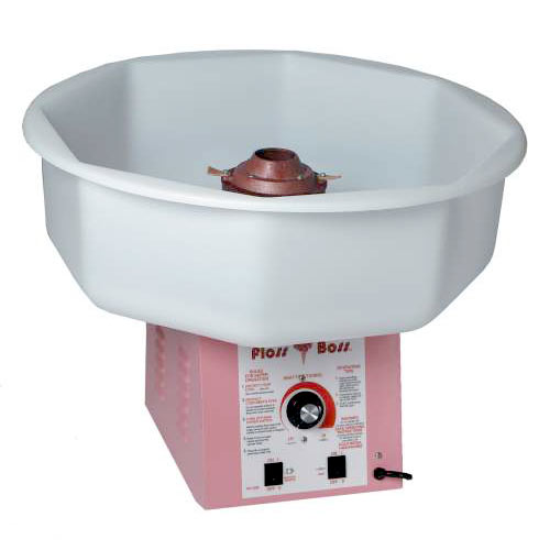 Gold Medal Floss Boss Cotton Candy Machine 3024