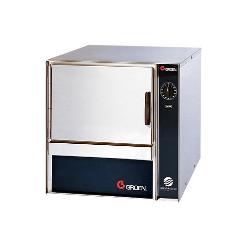 Groen SmartSteam 3 Pan Boilerless Convection Steamer  SSB-3E-LH-208-3