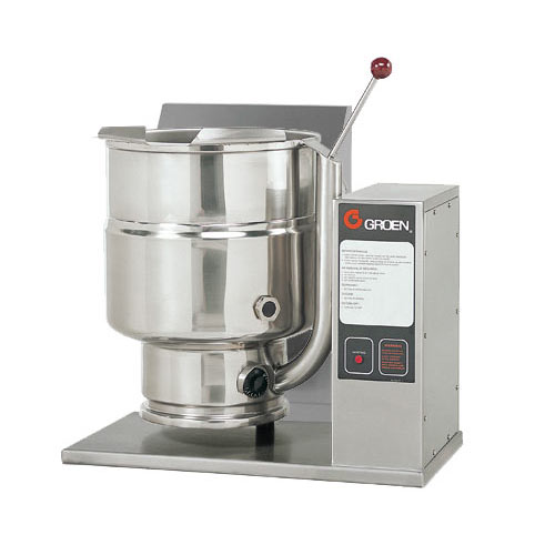 Groen Gas Table Top Tilting Steam Jacketed Kettle 20 quart TDH-20, NAT