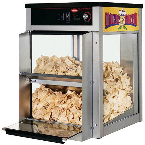"Hatco Macho Nacho Chip Warmer - 18"" FDWD-1-MN"