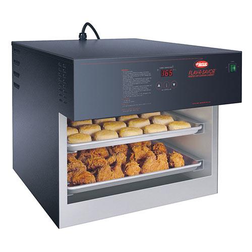 Hatco Flav-R-Savor Heated Air Curtain Cabinets - 2 Tier  FSHAC-2