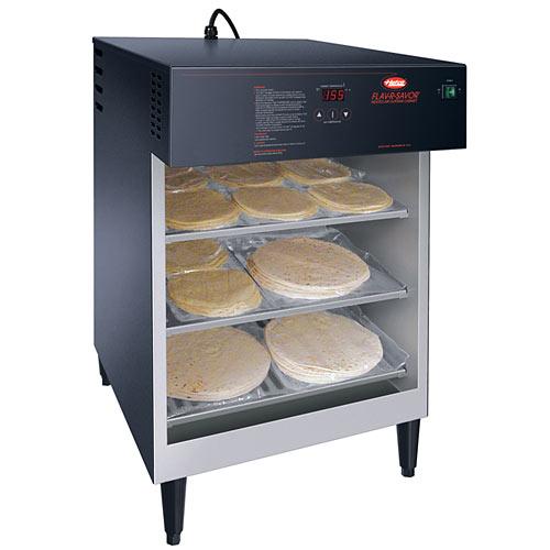 Hatco Flav-R-Savor Heated Air Curtain Cabinets - 3 Tier  FSHAC-3