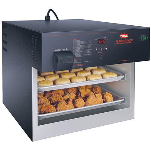 Hatco Flav-R-Savor Heated Humidified Air Curtain Cabinet - 2 Tier  FSHACH-2