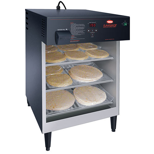 Hatco Flav-R-Savor Heated Humidified Air Curtain Cabinet - 3 Tier  FSHACH-3