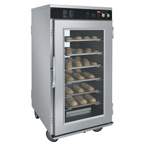 Hatco Flav-R-Savor Tall Pass-Thru Humidified Holding Cabinet-12 Trays FSHC-12W2