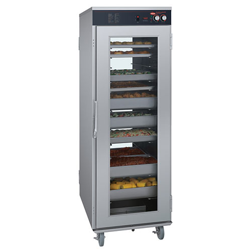Hatco Flav-R-Savor Tall Pass-Thru Humidified Holding Cabinet-17 Trays FSHC-17W2