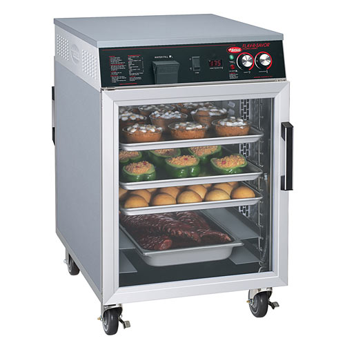 Hatco Flav-R-Savor Portable Pass-Thru Humidified Holding Cabinet-7 Pans FSHC-7-2