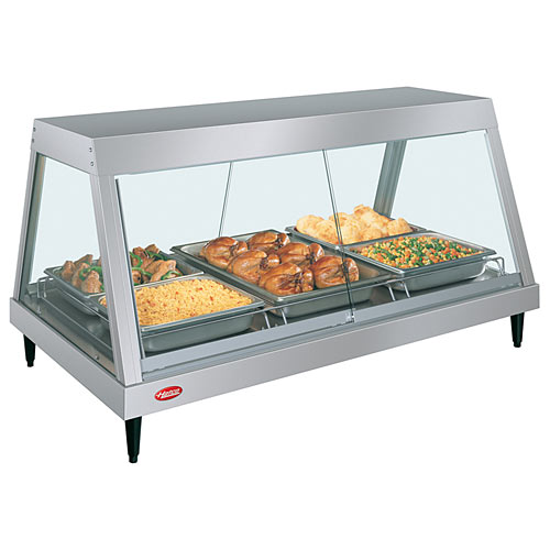 Hatco Heated Display Case Single Shelf- 3 Pan GRHD-3P