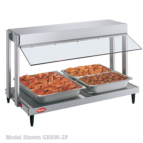 Hatco Mini Heated Merchandiser - 1 Pan GRHW-1P
