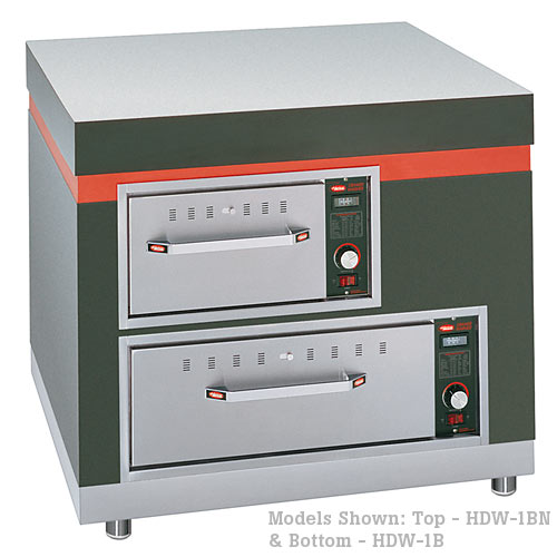 Hatco Narrow Built-In One Drawer Warmer HDW-1BN