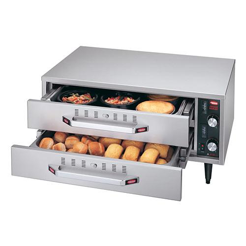 Hatco Split Drawer Warmer HDW-1R2