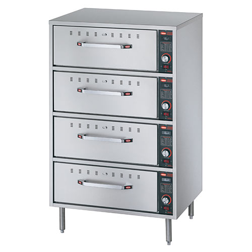 Hatco Freestanding Four-Drawer Warmer HDW-4