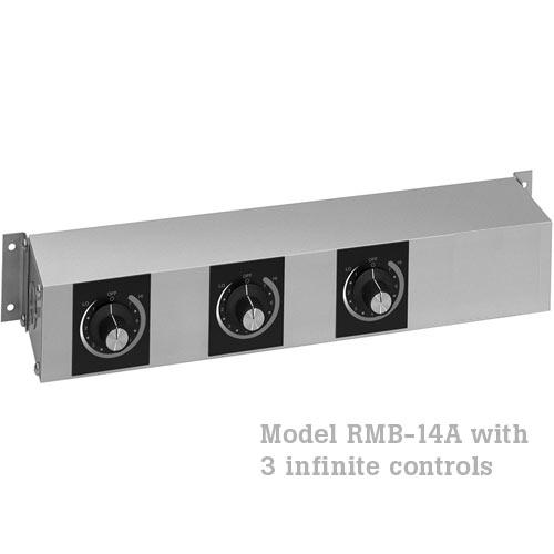 Hatco Remote Control Enclosure, 3 Infinite -120V RMB-14A