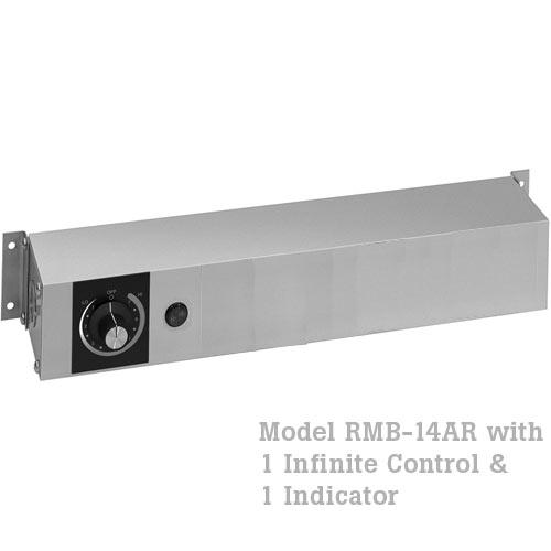 Hatco Remote Control Enclosure, 1 Infinite w/ Relay, 1 Indicator -120V RMB-14AR