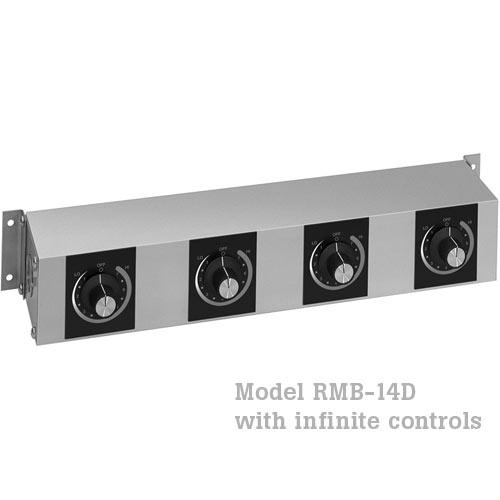 Hatco Remote Control Enclosure, 4 Infinite -120V RMB-14D