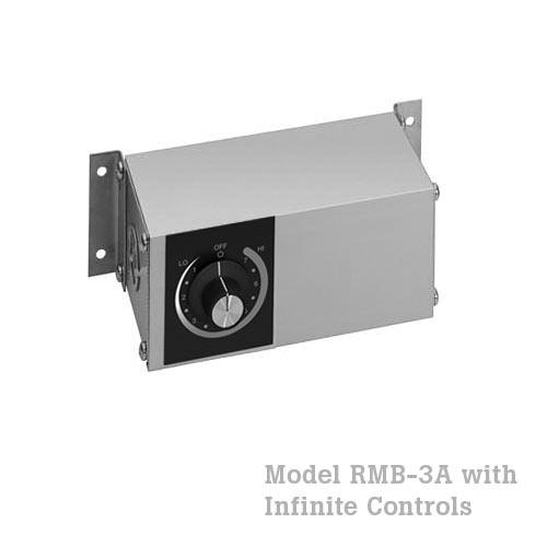 Hatco Remote Control Enclosure, 1 Infinite -120 V RMB-3A