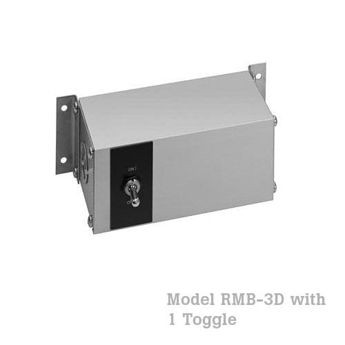 Hatco Remote Control Enclosure, 1 Toggle  RMB-3D