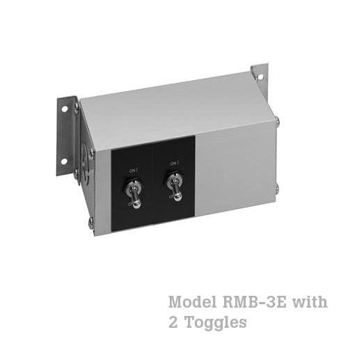 Hatco Remote Control Enclosure, 2 Toggle  RMB-3E