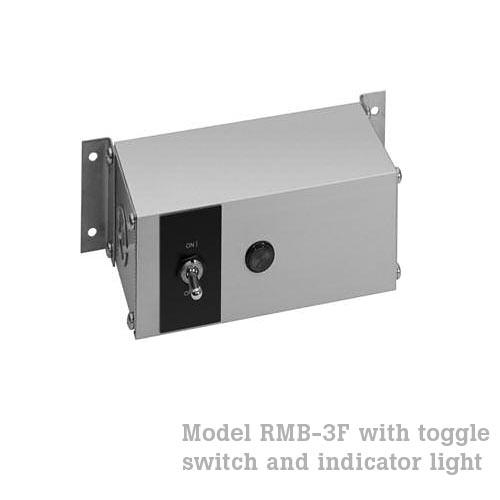 Hatco Remote Control Enclosure, 1 Toggle, 1 Indicator Light-120V RMB-3F