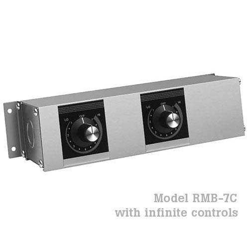 Hatco Remote Control Enclosure, 2 Infinite -120V RMB-7A