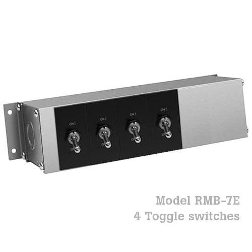Hatco Remote Control Enclosure, 4 Toggle  RMB-7E