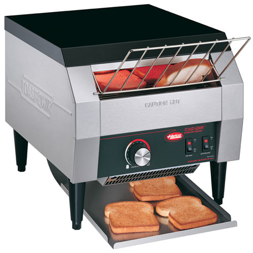 "Hatco Toast Qwik Conveyor Toaster- 2"" Opening - 300 slices phr TQ-10-120-QS"