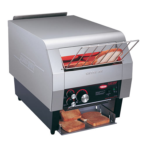 "Hatco Toast Qwik Conveyor Toaster 2"" Opening- 800 slices phr 240V TQ-800-240-QS"