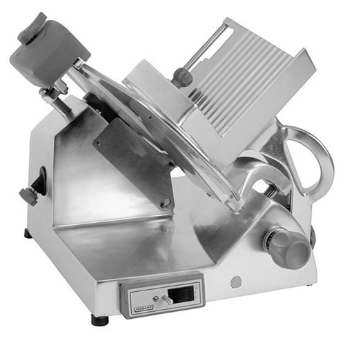 "Hobart The Edge- Medium Duty 12"" Manual Slicer The Edge"