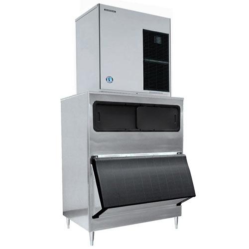Hoshizaki Cubelet Ice Machines with Bin - 1335 lbs F-1501MAH-C/B-1150SS