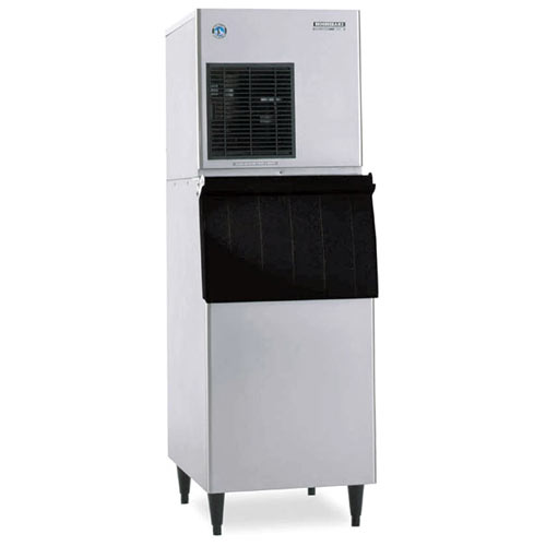 Hoshizaki Cubelet Ice Machines with Bin - 426 lbs F-450MAH-C/B-300PF
