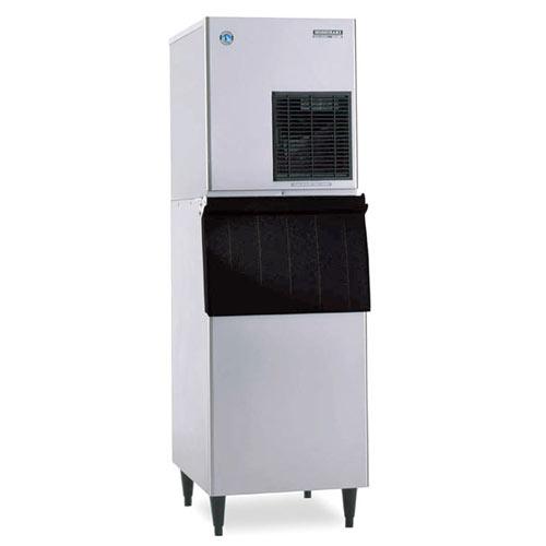 Hoshizaki Cubelet Ice Machines with Bin - 752 lbs F-801MAH-C/B-300PF