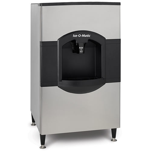 "Ice-O-Matic Hotel Dispenser ONLY 30"" Push-to-dispense CD40030"