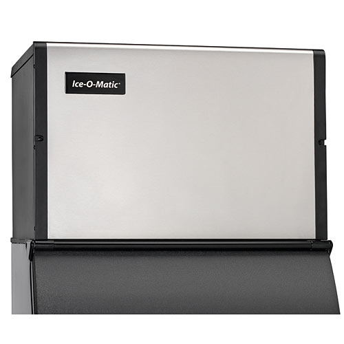 Ice-O-Matic Modular Remote Cooled Half Cube Ice Machine - 591 lbs ICE0500HR