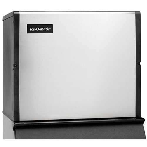 Ice-O-Matic Modular Remote Cooled Full Cube Ice Machine - 1201 lbs ICE1006FR