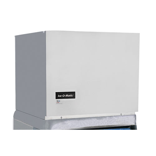 Ice-O-Matic Modular Remote Cooled Half Cube Ice Machine - 1431 lbs ICE1506HR