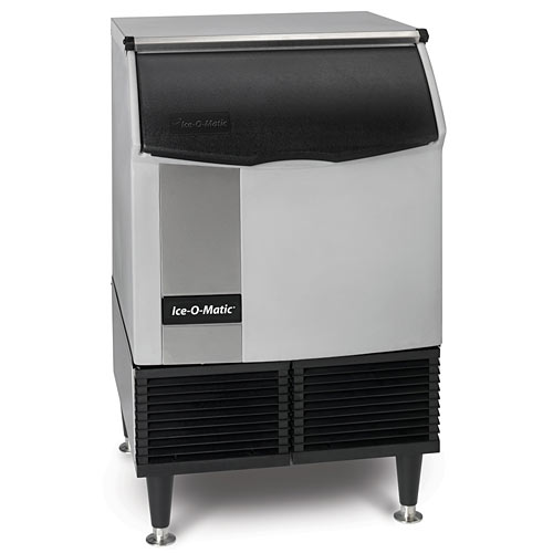 Ice-O-Matic Undercounter Air Cooled Full Cube Ice Machine - 171 lbs ICEU150FA